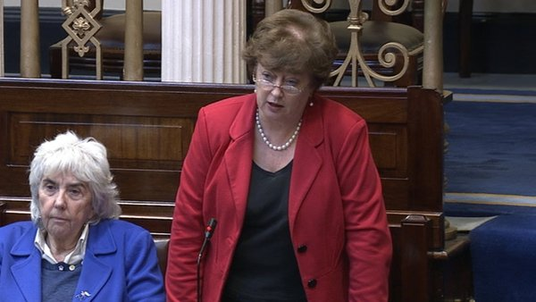 Catherine Murphy said there were 'contradictions' to replies she has been receiving