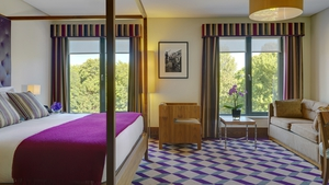 Overnight stay at The Fitzwilliam Hotel to giveaway