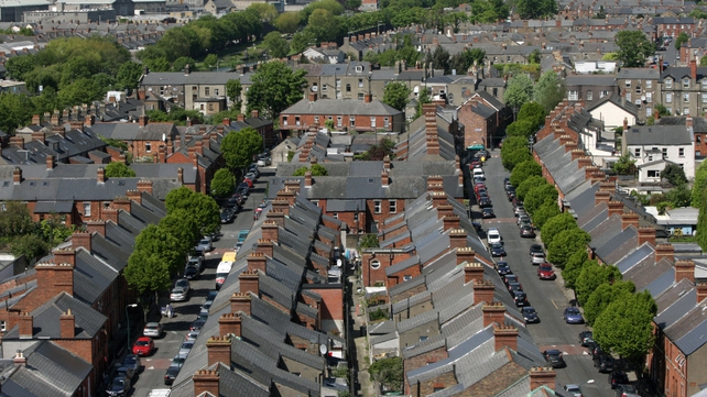 Rents for apartments in Dublin have increased by €105pm or  €1,260 over a 12 month period