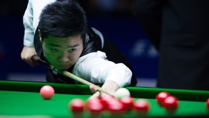 Ding Junhui becomes only the third non-British snooker world number one