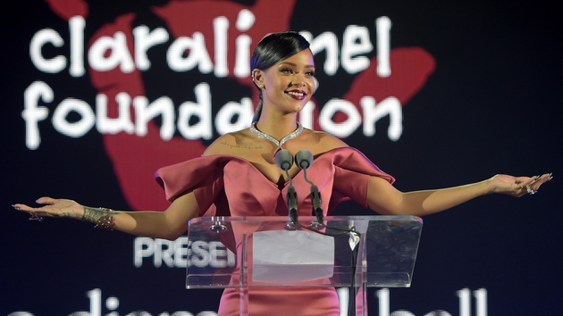 Rihanna established the Clara Lionel Foundation two years ago