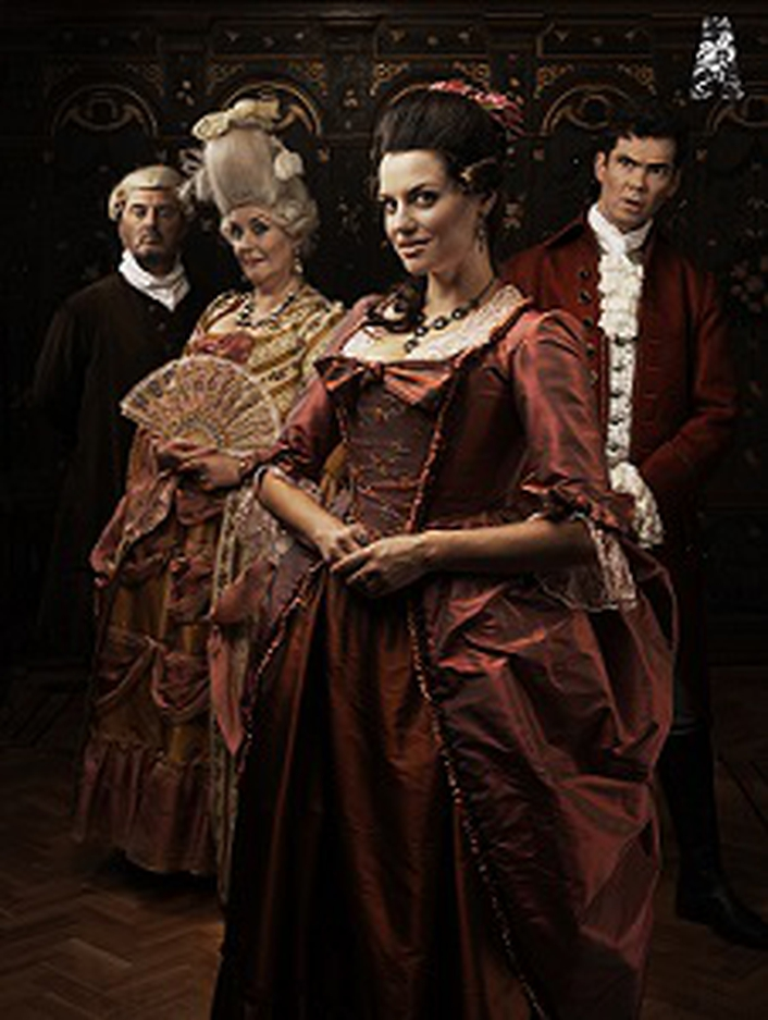 """Theatre review: """"She Stoops To Conquer"""" at the Abbey"""