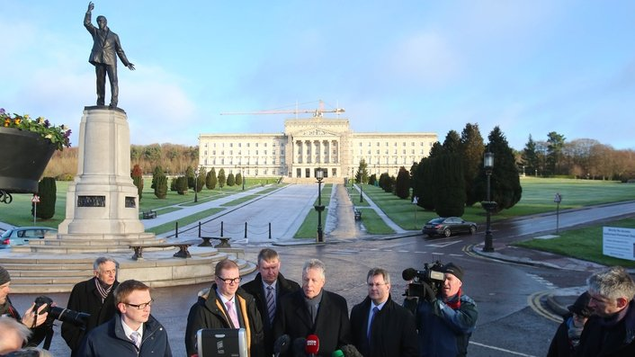Disagreement over welfare cuts continues in NI