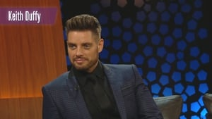 Keith Duffy was on The Late Late Show last night, Friday December 12