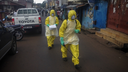 Ebola has killed more than 2,700 people in Sierra Leone to date