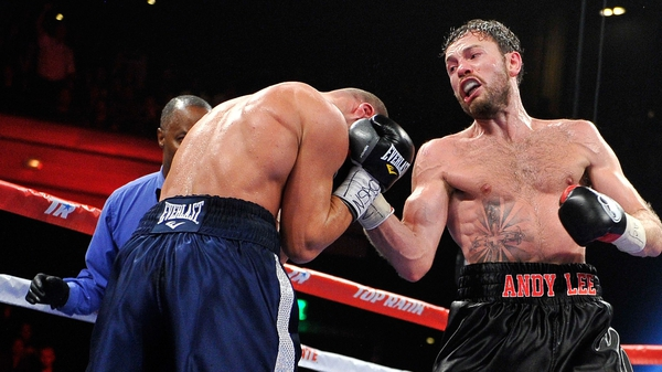 Andy Lee is the new WBO Middleweight Champion