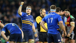 Jamie Heaslip's return is a welcome boost for Leinster