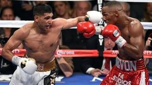 Amir Khan wants to fight Floyd Mayweather next