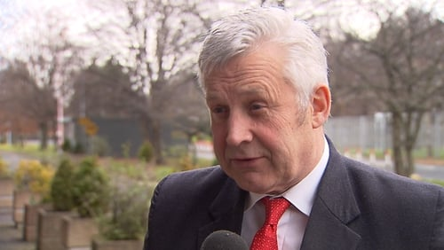Fergus O'Dowd called for greater powers for the Health Information and Quality Authority
