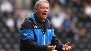 Ally McCoist is Rangers all-time leading goalscorer with 355 goals in all competitions