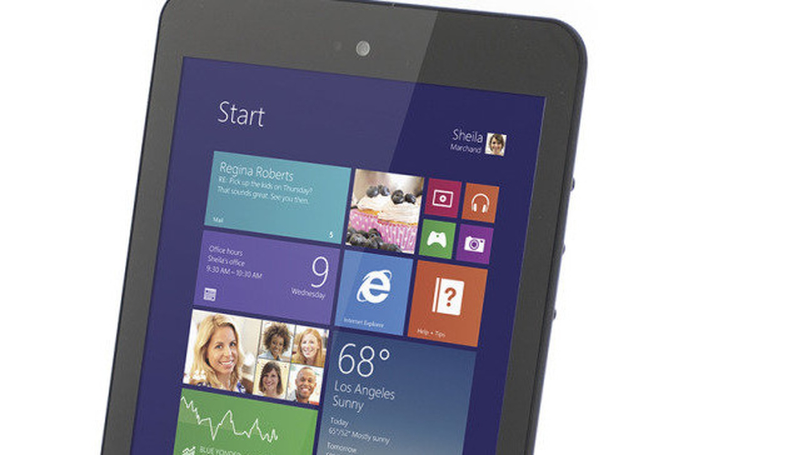 Review - Link 8 Windows tablet