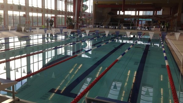 The swimming pool and gym will close in the coming weeks