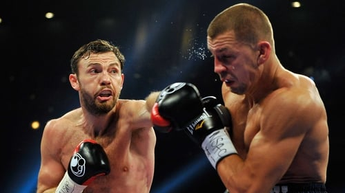 Andy Lee beat Matt Korobov to win the WBO middleweight title just over two years ago