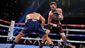 Andy Lee beat Matt Korobov to win the world title in December
