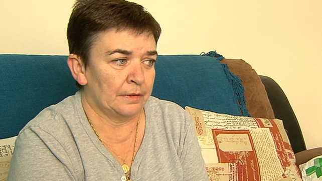 Rita Murphy said the family was devastated about what had happened