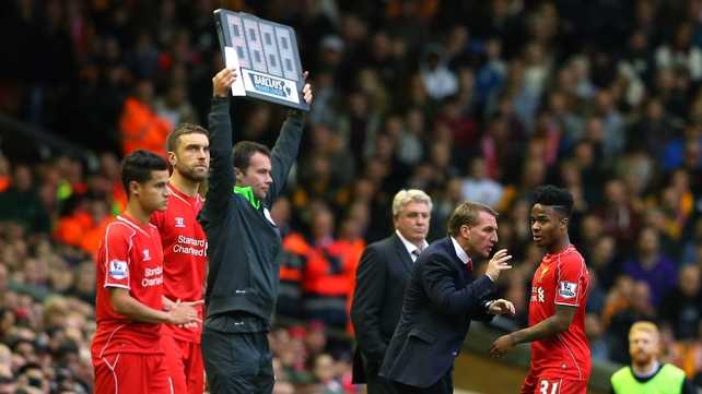 Brendan Rodgers encouraged by Liverpool form