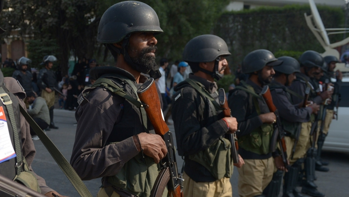 Taliban Attack in Pakistan