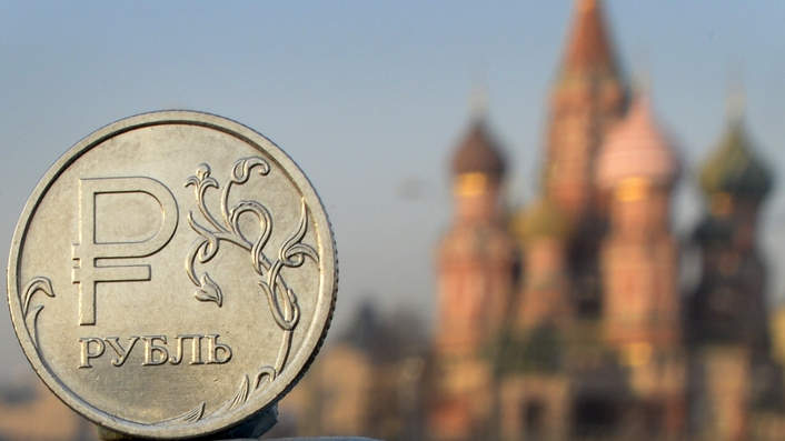 Russia: Dramatic Fall in Value of the Rouble