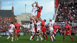 Toulon and Ulster will clash in round five of the Champions Cup