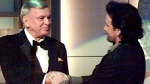 Sinatra and Bono