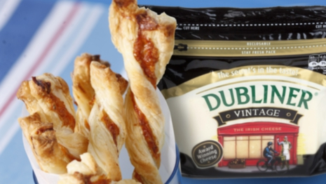 Chance to win Dubliner Cheese for a year!
