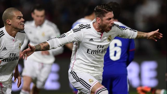 Man United enter the market to sign Sergio Ramos