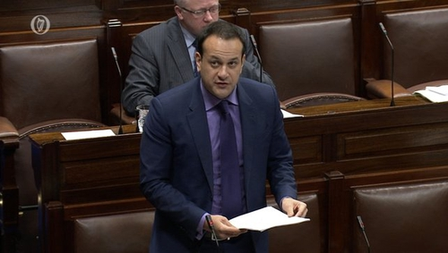 Leo Varadkar said there would be a media campaign to ensure people made use of minor injury units