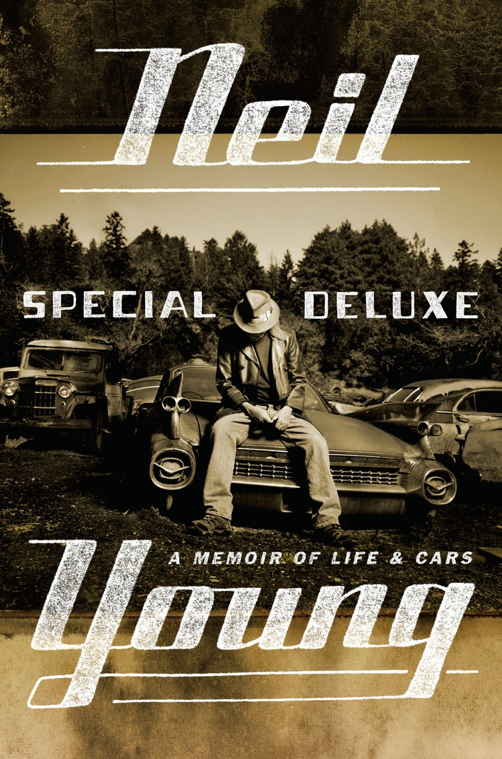 "Book review: ""Special Deluxe: A Memoir of Life and Cars"" by Neil Young"