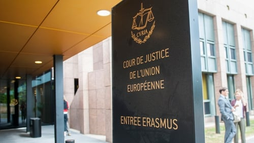 The legal action was referred to the ECJ by the High Court