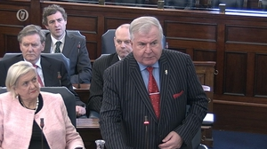 Terry Leyden said the Seanad is the centre of political attention because of the water debate