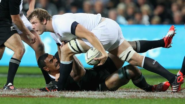 Joe Launchbury is latest injury blow for England