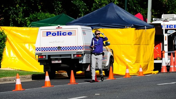 The eight bodies were found at a house in the Queensland city of Cairns