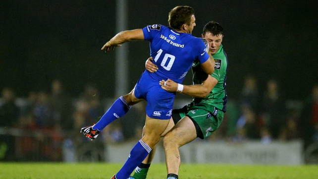Leinster look to make home advantage count at RDS