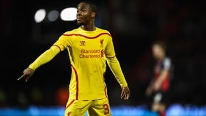 Raheem Sterling is reportedly in talks with Liverpool about extending his contract