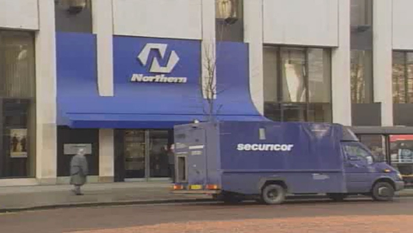 The Northern Bank in Belfast