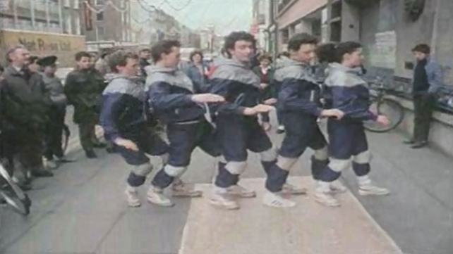 Break Dancing Limerick