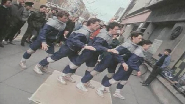 Break Dancing in Limerick