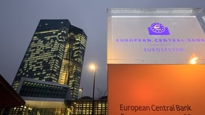 Underlying inflation, a key measure watched by the ECB, is seen rising to just 1.1% this year