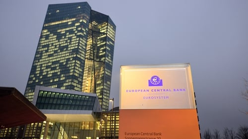The European Central Bank holds a key meeting this week
