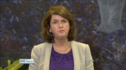 Six One News: Tánaiste gives her view on eighth amendment