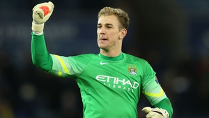 Joe Hart may be on his way out of Manchester City
