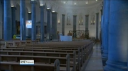 Nine News: St. Mel's Cathedral in Longford reopens