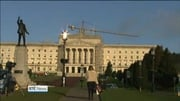 One News: Northern Ireland's political parties to resume talks on Monday