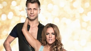 Caroline Flack in her Strictly days