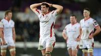 Ulster slump to defeat at Ospreys