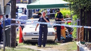 Police found the children's bodies after being called to the home in Manoora, Cairns on Friday morning