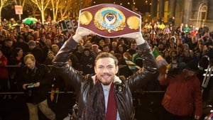 Andy Lee was speaking to RTÉ Saturday Sport
