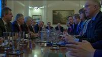 Adams hopeful as parties prepare for Stormont talk