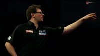 James Wade books spot in PDC second round