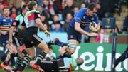 Devin Toner will play with Leinster until at least 2017